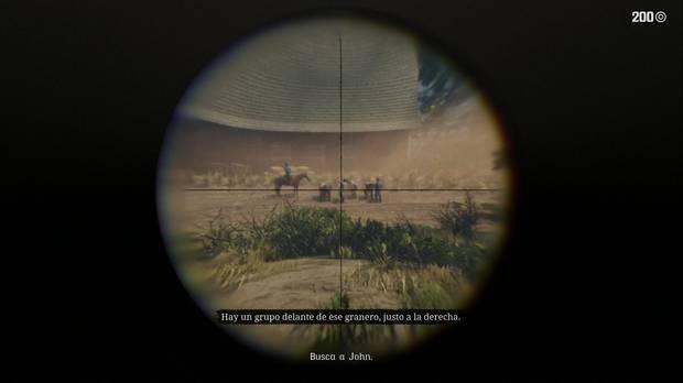 Red Dead Redemption 2 - Horario de visita: Arthur y Sadie localizan a John
