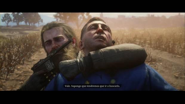 Red Dead Redemption 2 - Horario de visita: Arthur y Sadie capturan a un guardia