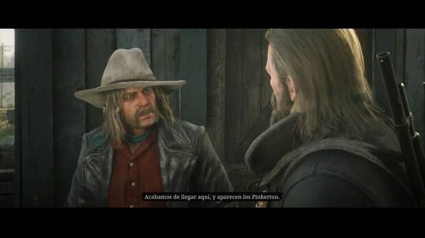 Red Dead Redemption 2 - Una simple visita de cortesía: Arthur no quiere más sangre