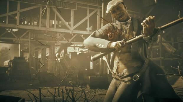 Red Dead Redemption 2 - Una simple visita de cortesía: un Pinkerton muerto
