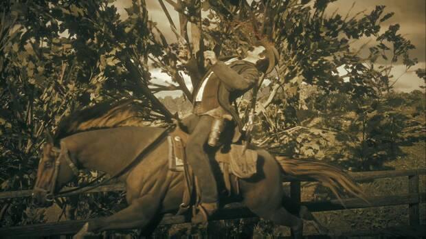 Red Dead Redemption 2 - Las delicias de Van Horn: disparo a la cabeza