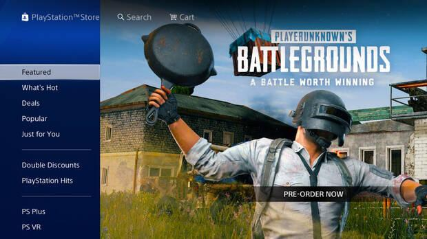PlayerUnknown's Battlegrounds anunciado para la PlayStation 4