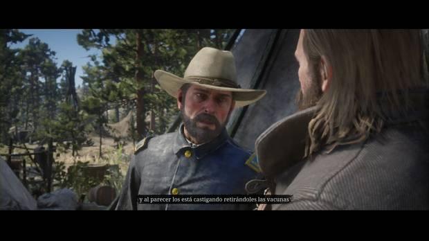 Red Dead Redemption 2 - Honor entre ladores: Monroe explica la situación