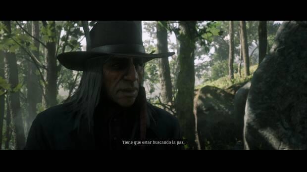 Red Dead Redemption 2 - El bello arte de la conversación: los wapiti se reunirán con Favours