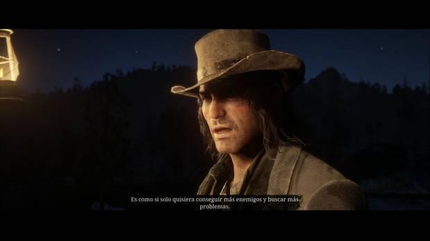Red Dead Redemption 2 - El puente hacia ninguna parte: John también duda de Dutch