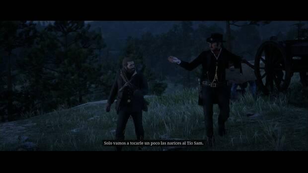Red Dead Redemption 2 - Hijos preferidos: Dutch bromea