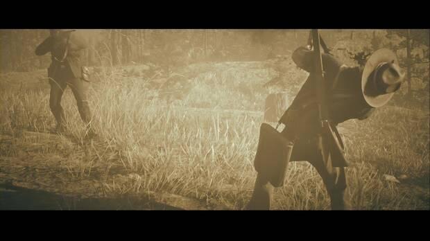 Red Dead Redemption 2 - Hijos preferidos: disparo a la cabeza