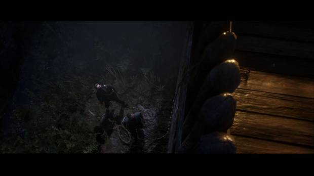 Red Dead Redemption 2 - El hijo del rey: Arthur y Charles se infiltran en Fort Wallace
