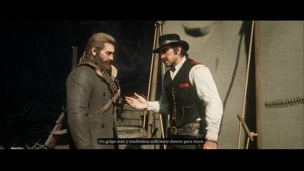 Red Dead Redemption 2 - Nuestra mejor versión: Dutch vuelve a garantizar el éxito