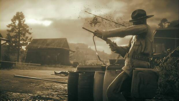 Red Dead Redemption 2 - Mi último hijo: acaba con los enemigos