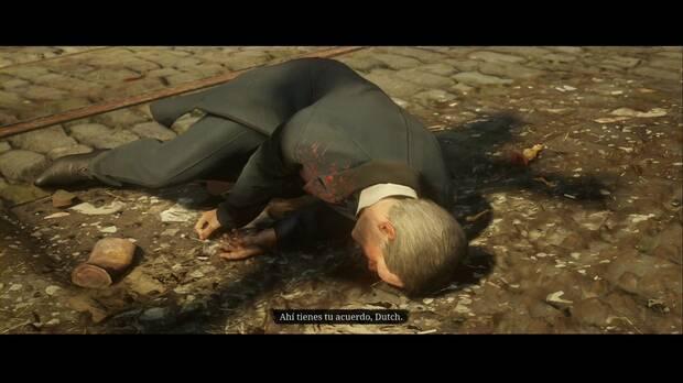 Red Dead Redemption 2 - Personajes que mueren: Hosea