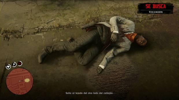 Red Dead Redemption 2 - Personajes que mueren: Lenny
