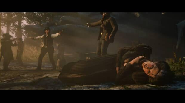 Red Dead Redemption 2 - Personajes que mueren: Grimshaw