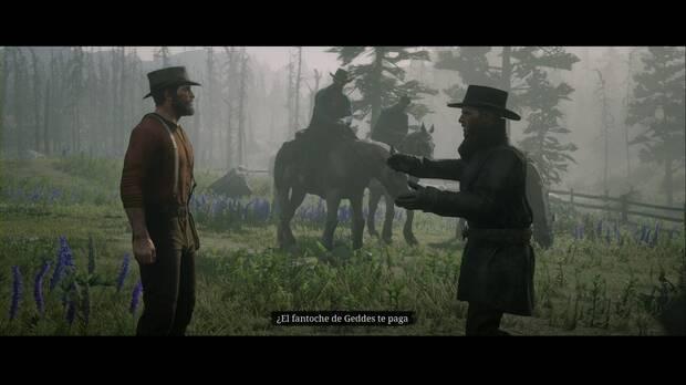 Red Dead Redemption 2 - Viejos hábitos: John está harto de Laramie