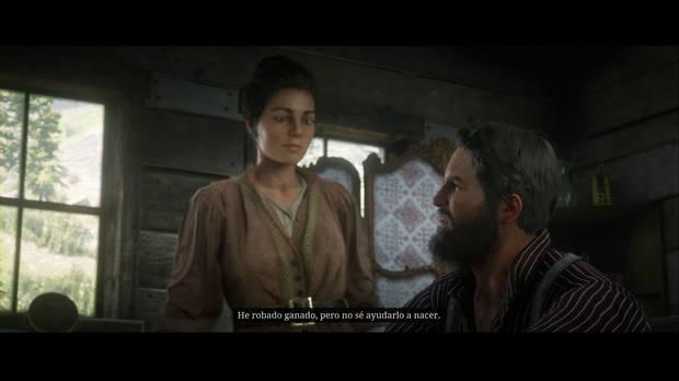 Red Dead Redemption 2 - Paternidad para idiotas: John no está convencido del plan