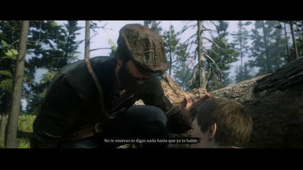 Red Dead Redemption 2 - Paternidad para idiotas: John va a hacer frente a los perseguidores