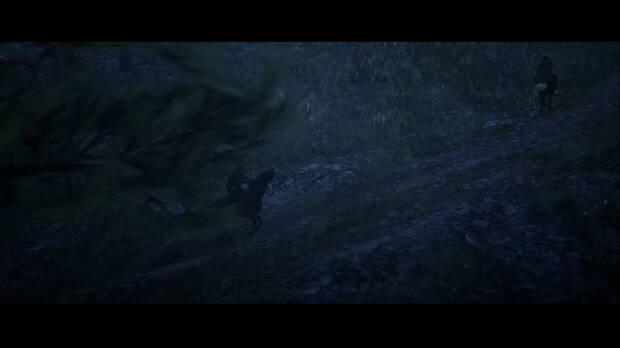 Red Dead Redemption 2 - Red Dead Redemption: John y Arthur huyen de todos