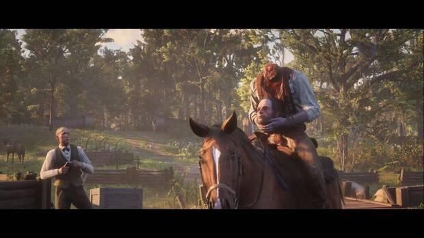 Red Dead Redemption 2 - Personajes que mueren: Kieran