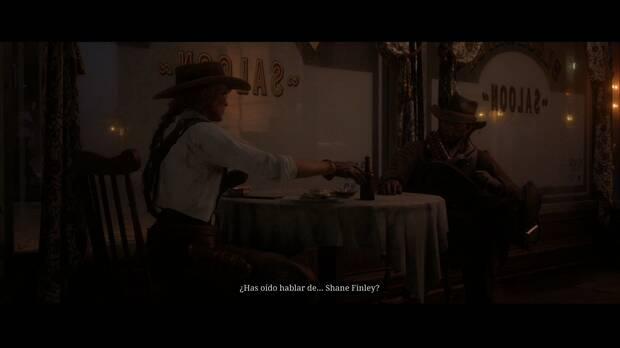Red Dead Redemption 2 - Un día de trabajo honrado: Sadie habla del objetivo