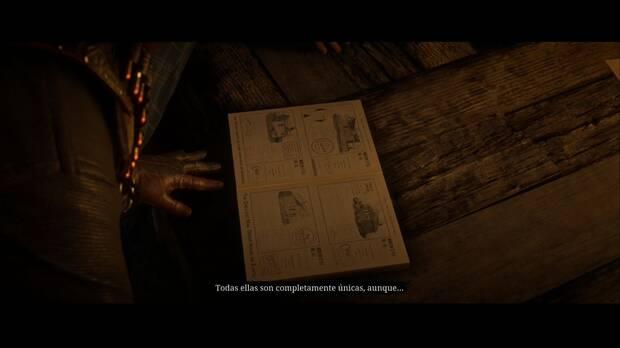 Red Dead Redemption 2 - La caja de herramientas: Joh compra una casa