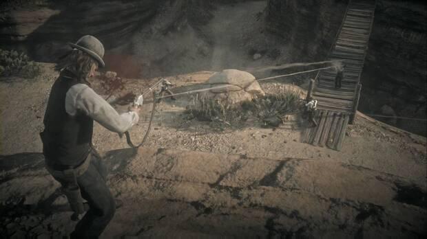 Red Dead Redemption 2 - Un día de trabajo honrado: acaba con los hombres de Langton