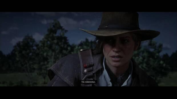 Red Dead Redemption 2 - Un favorcito para un viejo amigo: Sadie nos da una orden