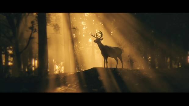 Red Dead Redemption 2 - Ciervo de las visiones de Arthur