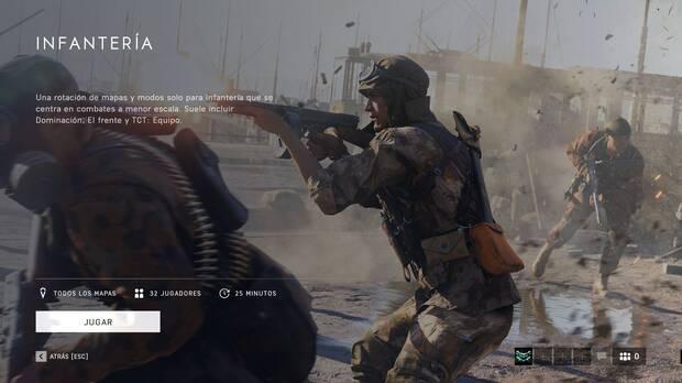 El frente - Battlefield 5
