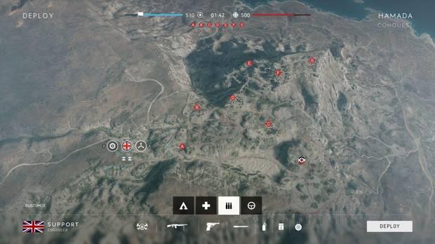 Norte de África - Battlefield 5