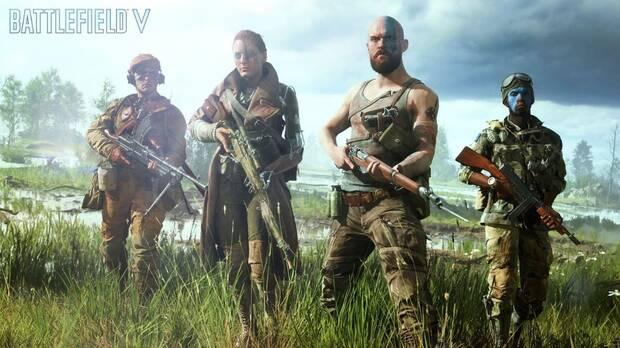 Battlefield 5 - Patrullas