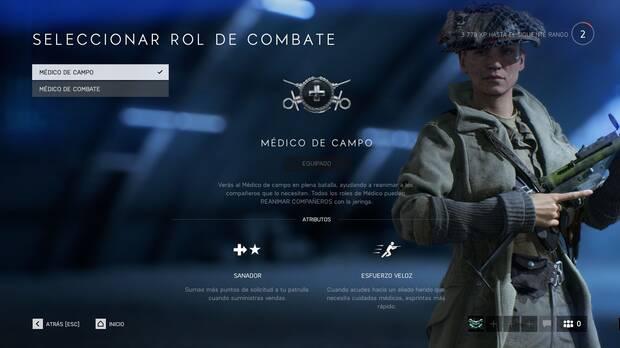 Battlefield 5 - Médico
