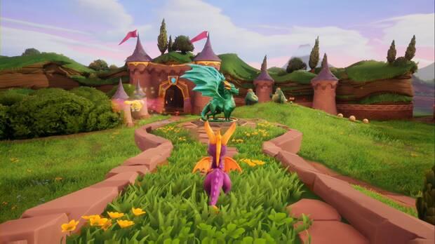 Spyro the Dragon - Artesanos: dragón Néstor
