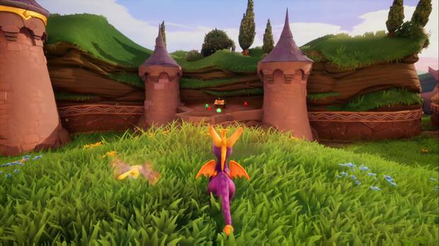 Spyro the Dragon - Artesanos: punto de habilidad