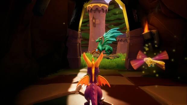 Spyro the Dragon - Artesanos: dragón Tomás