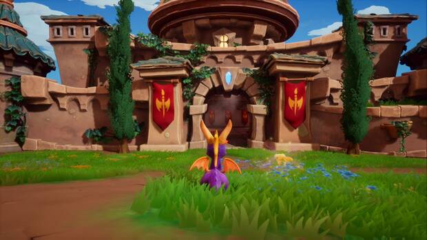 Spyro the Dragon - Colina de piedra: Astor