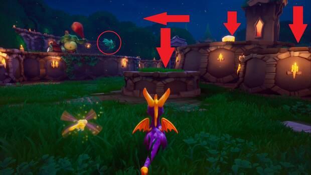 Spyro the Dragon - Valle oscuro: Alban
