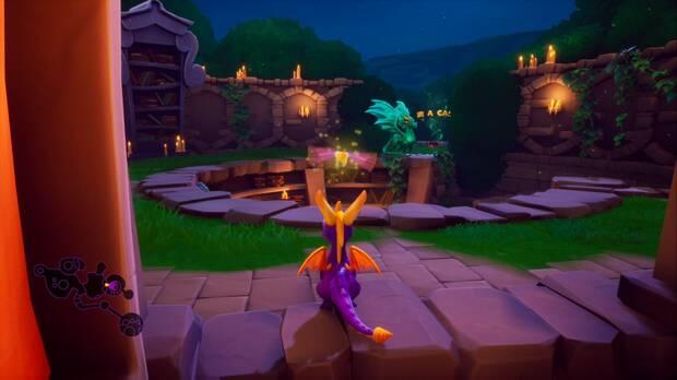 Spyro the Dragon - Valle oscuro: Darius