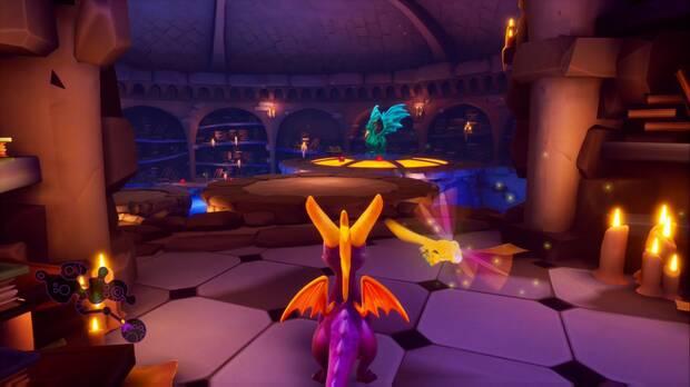 Spyro the Dragon - Valle oscuro: Oswin