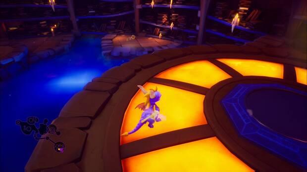 Spyro the Dragon - Valle oscuro: Llave