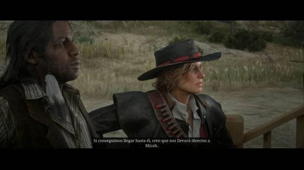 Red Dead Redemption 2 - Veneno americano: Sadie ha encontrado a Micah
