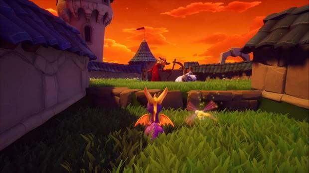 Spyro the dragon - Tostado: Jefe Tostado