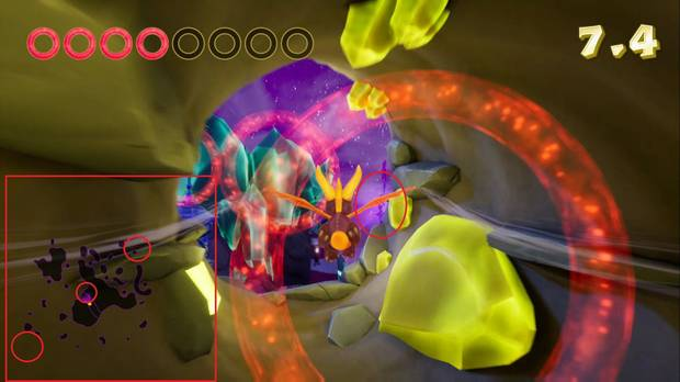 Spyro the Dragon - Vuelo nocturno: hadas