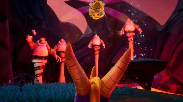 Spyro the dragon - Jacques: trofeo Jacquestacular