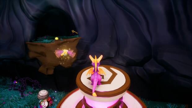 Spyro the dragon - Jacques: localización de la llave