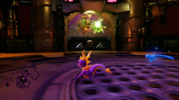 Spyro the dragon - Gnasty Gnorc