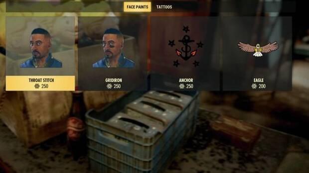 Estos son los artículos que podremos comprar con los Átomos de Fallout 76 Imagen 4