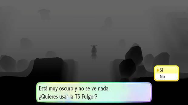Fulgor - Técnicas secretas - Pokémon Let's Go