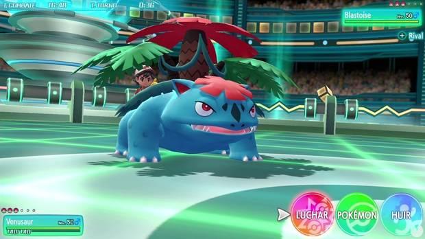 cómo conseguir Megaevoluciones y Megapiedras en Pokémon Let's Go