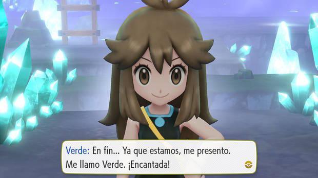 Entrenadores legendarios - Pokémon Let's Go
