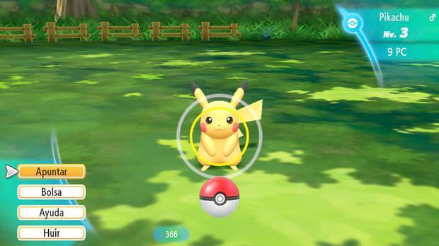 Trucos y consejos para jugar a Pokémon LEt's go